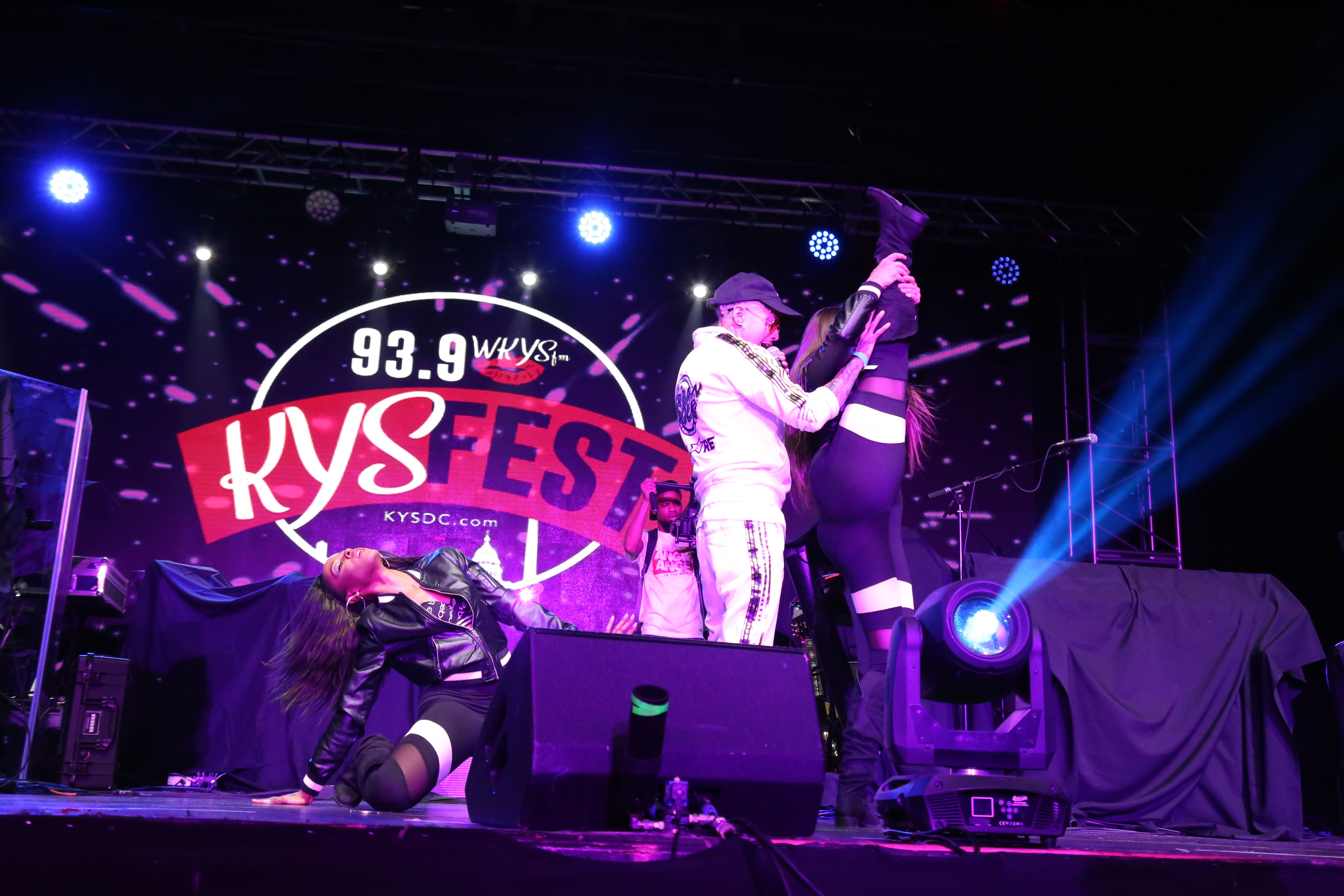 David Correy At KYS Fest