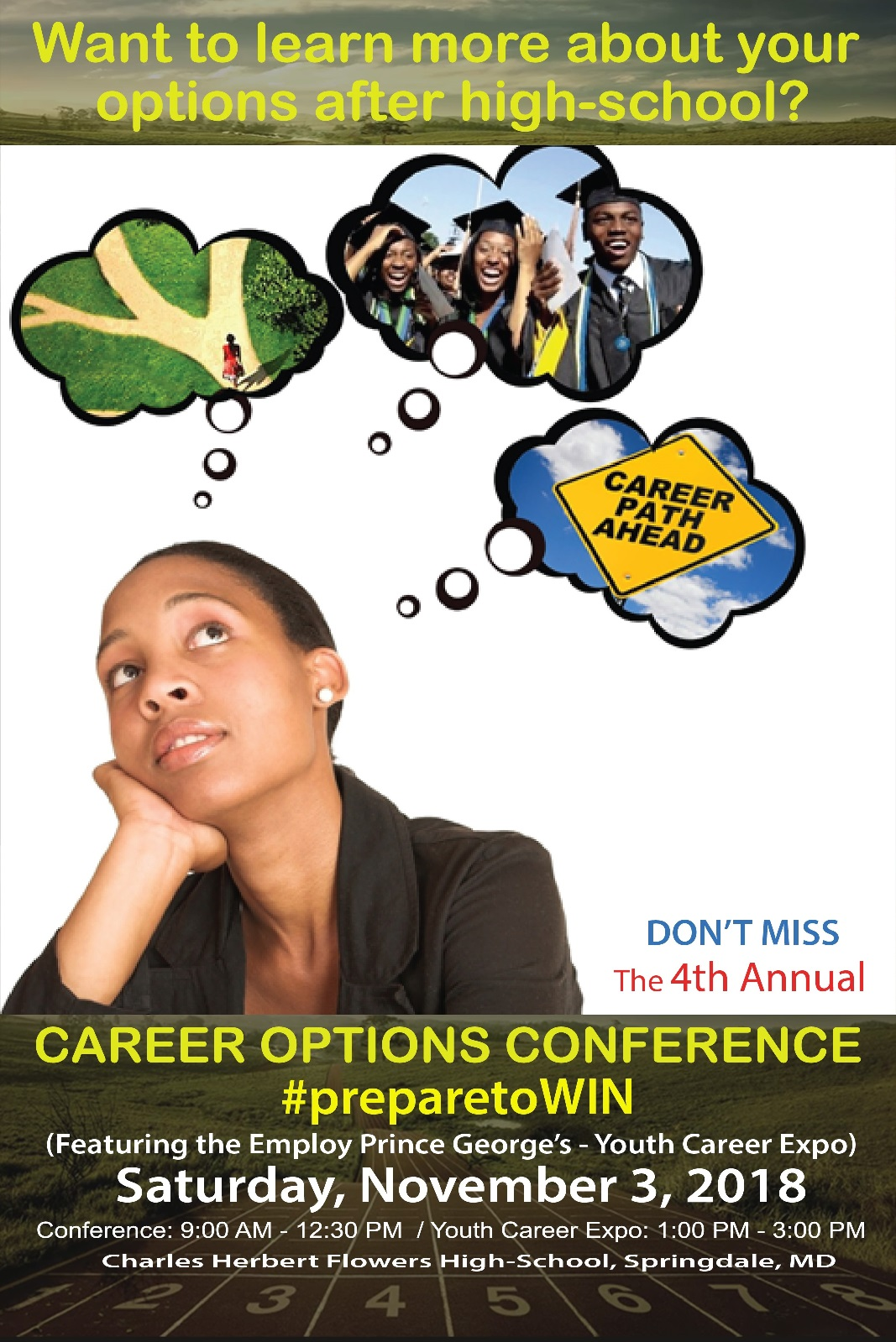 4th Annual Career Options Conference/Youth Career Expo