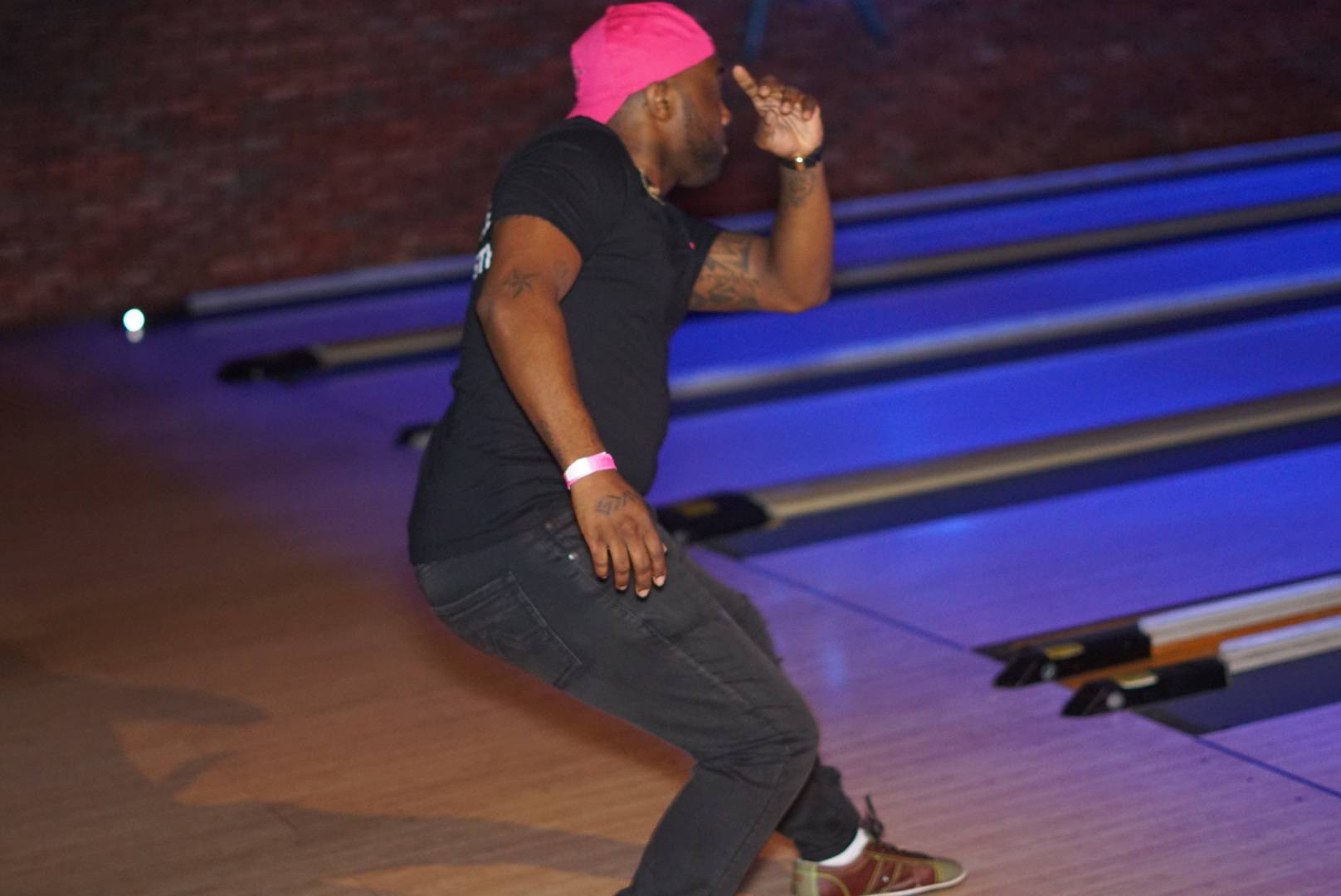 93.9 WKYS At Bowling For Boobies 2018