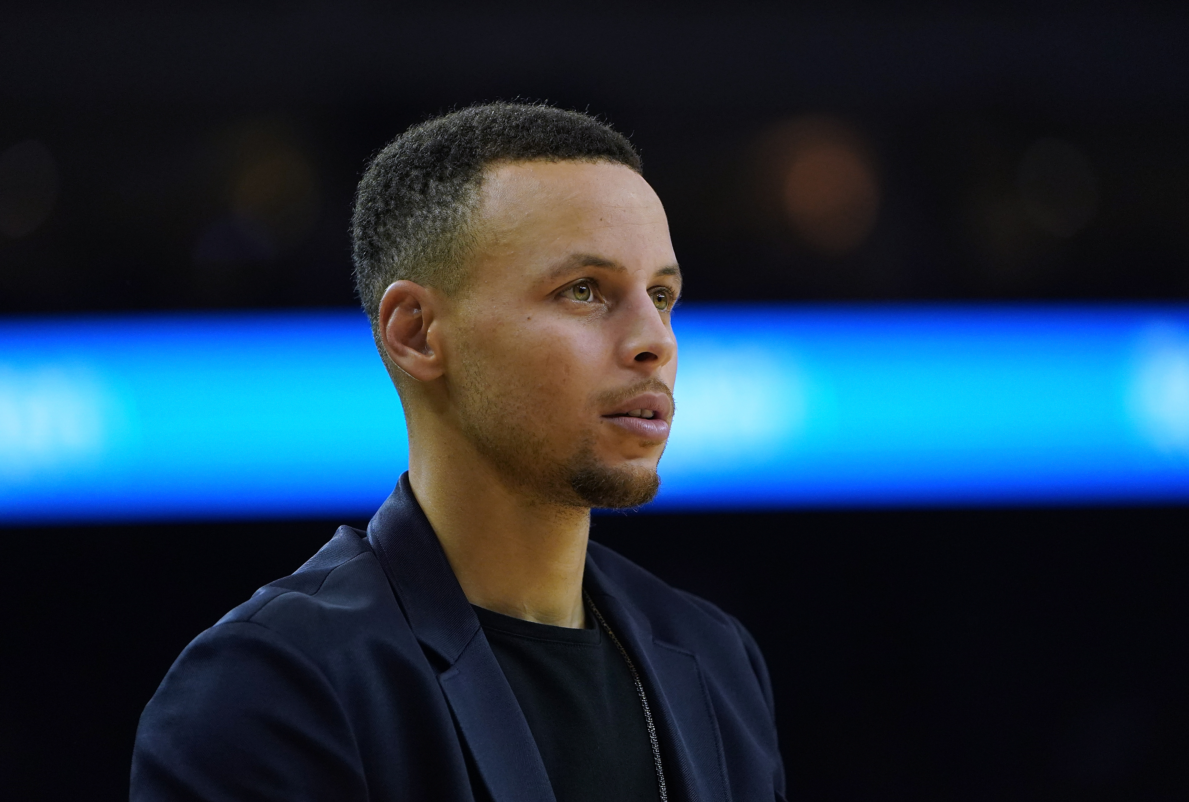 Stephen Curry involved in vehicle wreck in California