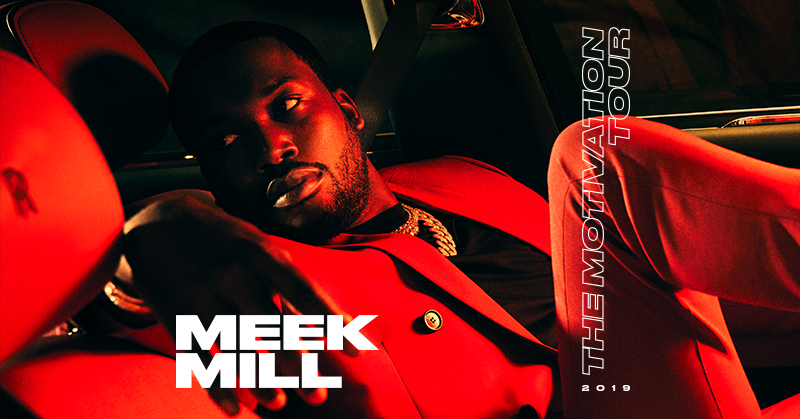 "Live Nation Presents The Meek Mill ""The Motivation Tour"""
