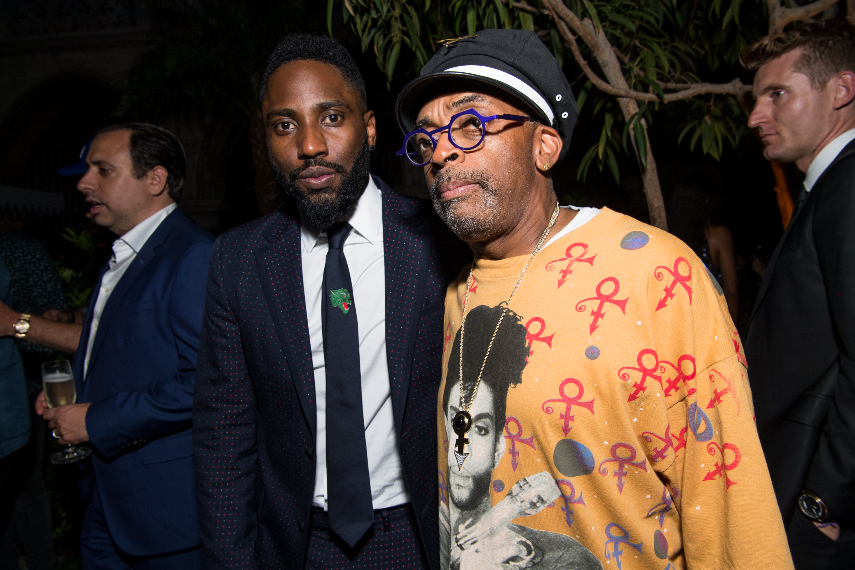 Premiere Of Focus Features' 'BlacKkKlansman' - After Party