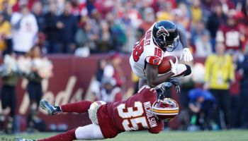 Atlanta Falcons v Washington Redskins