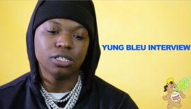 Rapper Yung Bleu