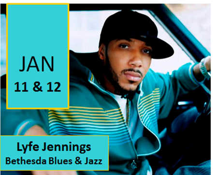 Lyfe Jennings At Bethesda Blues & Jazz