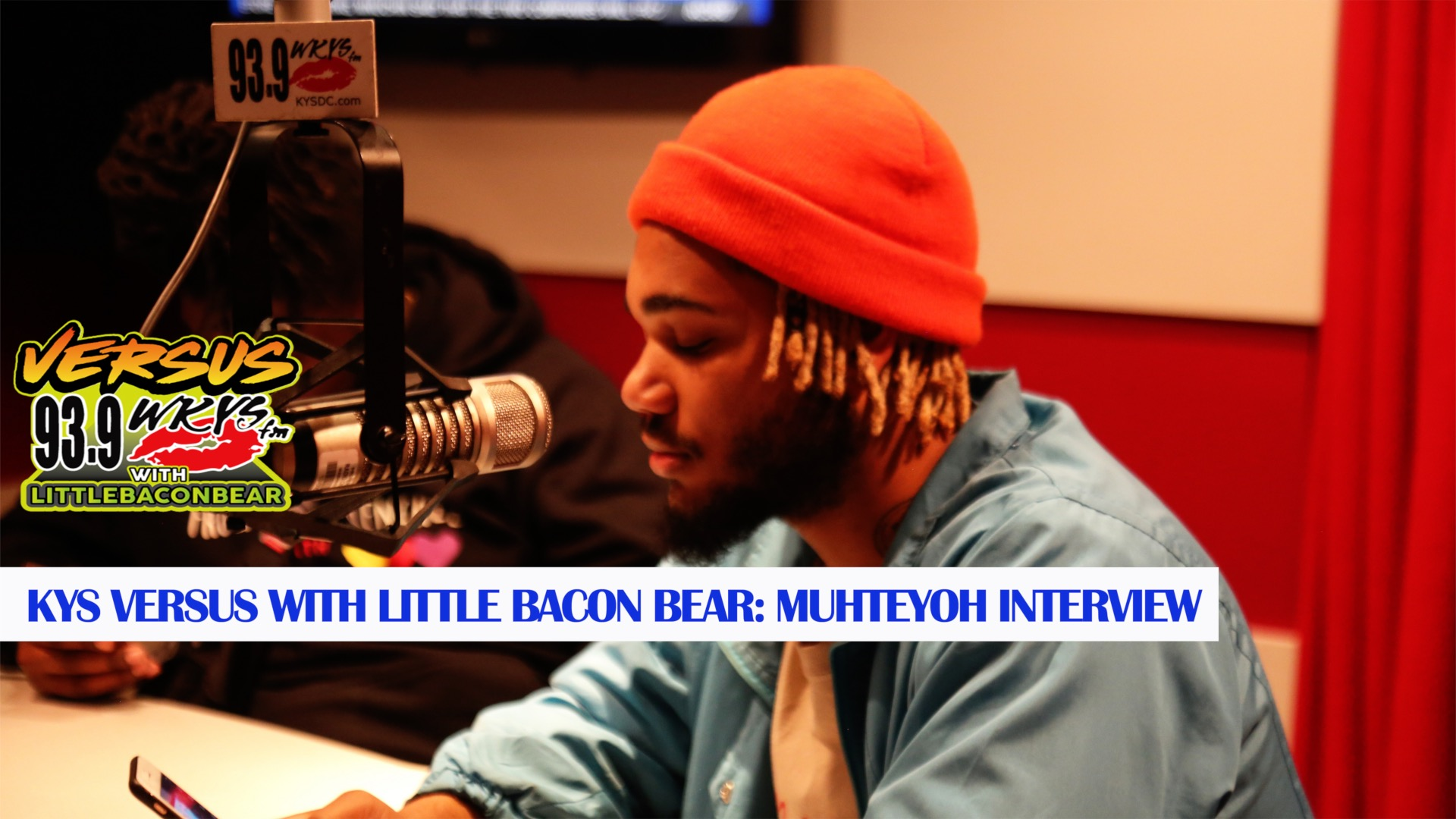 #KYSVersus Little Bacon Bear x MuhTeyOh