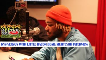 #KYSVersus Little Bacon Bear x MuhTeyOh