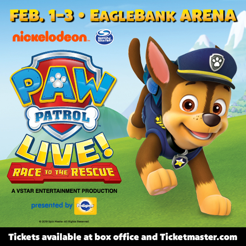 The Paw Patrol Sweepstakes!