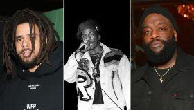 J. Cole, Rakim & Rick Ross