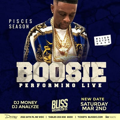 Booise At Bliss