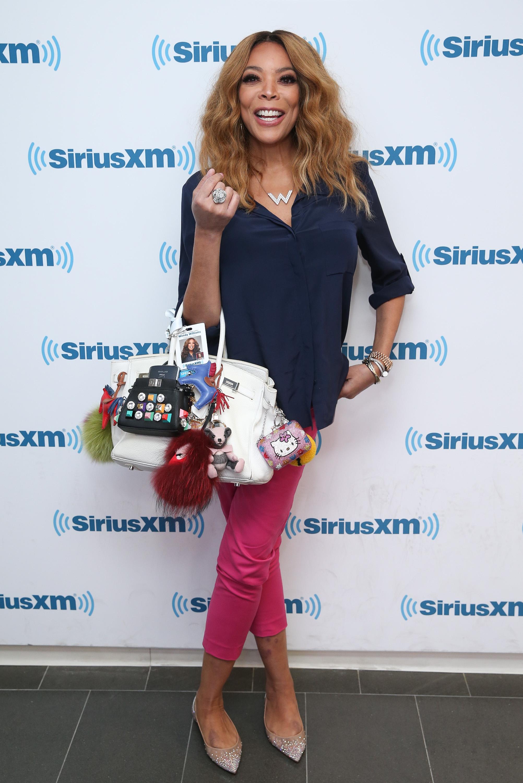 Celebrities Visit SiriusXM - July 19, 2016