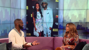 Rickey Smiley On The Wendy Williams Show