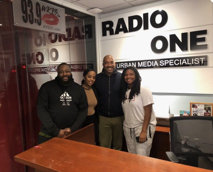 Councilman Mike Jones on Angie Ange In The Morning