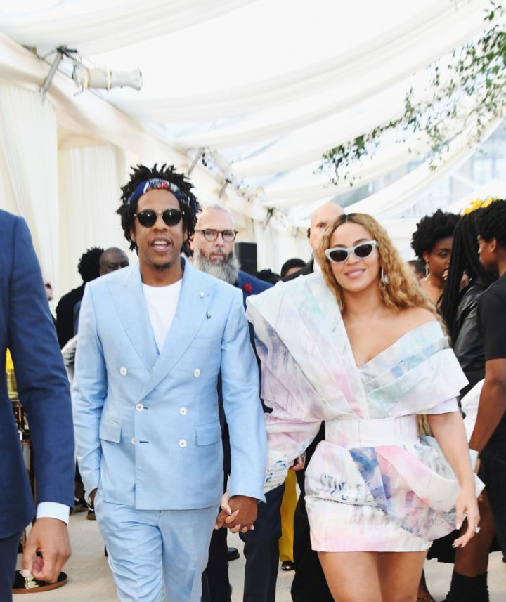 2019 Roc Nation THE BRUNCH - Inside