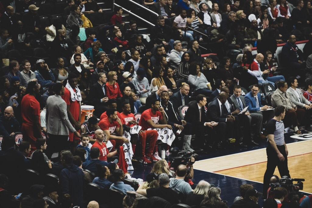 Washington Wizards Bench