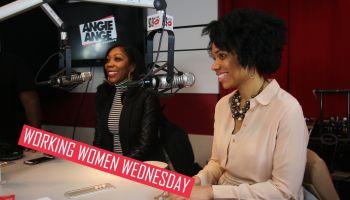 Working Woman Wednesday: Kim Smith and Amaya Smith