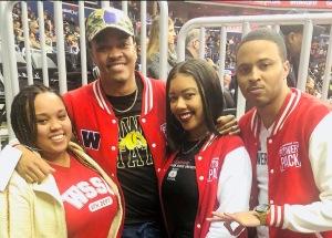 HBCU Night at Wizards Game