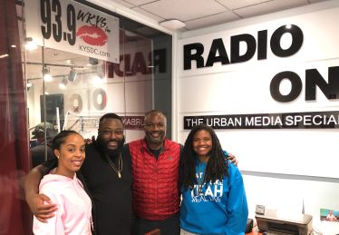 Pastor Keith Battle Joins Angie Ange in the Morning