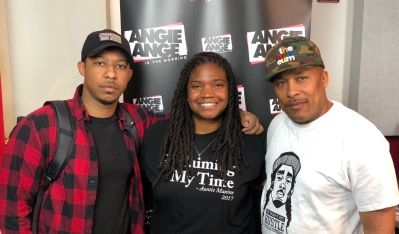 Ronald Moten and Tone P talk Don't Mute DC Movement