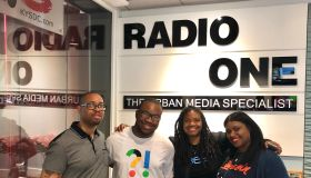 Jerell King on Angie Ange in the Morning
