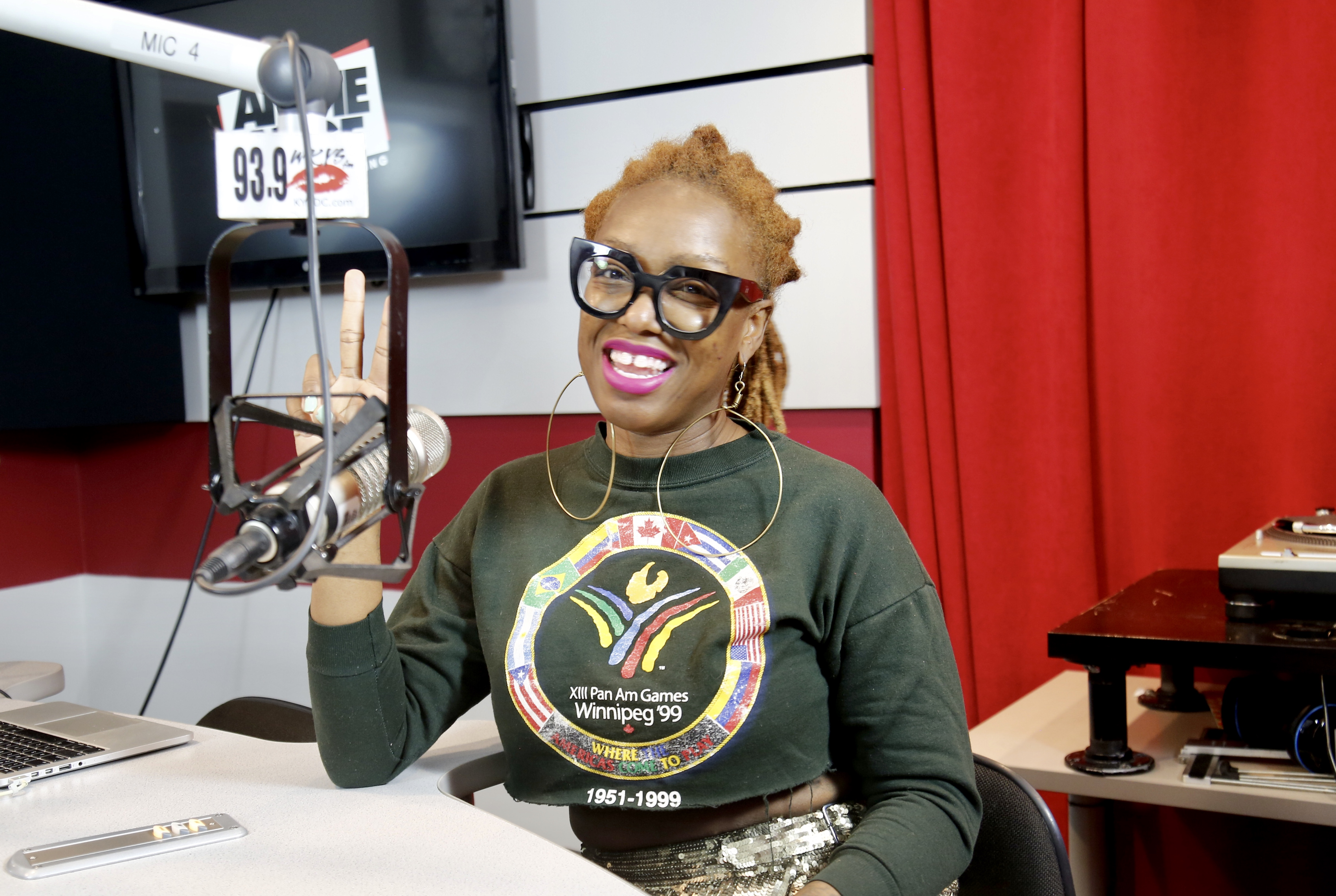 Angel Anderson joins to talk about The Spice Suite and DC Natives Day