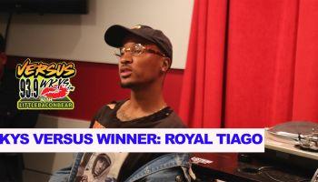 #KYSVerses: Royal Tiago