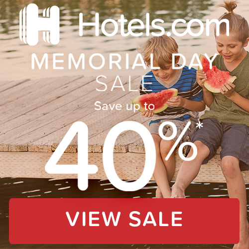 $50 Hotels.com Gift Card Sweepstakes
