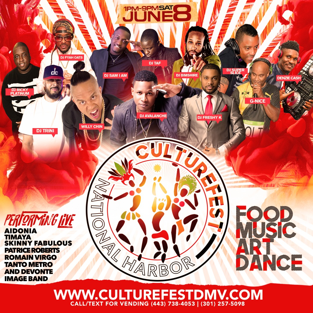 Jig Entertainment Group - Culturefest 2019