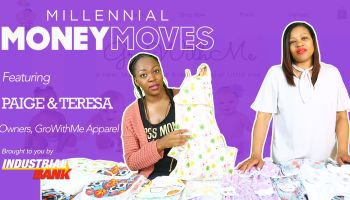 Millennial Money Moves - GroWithMe Apparel