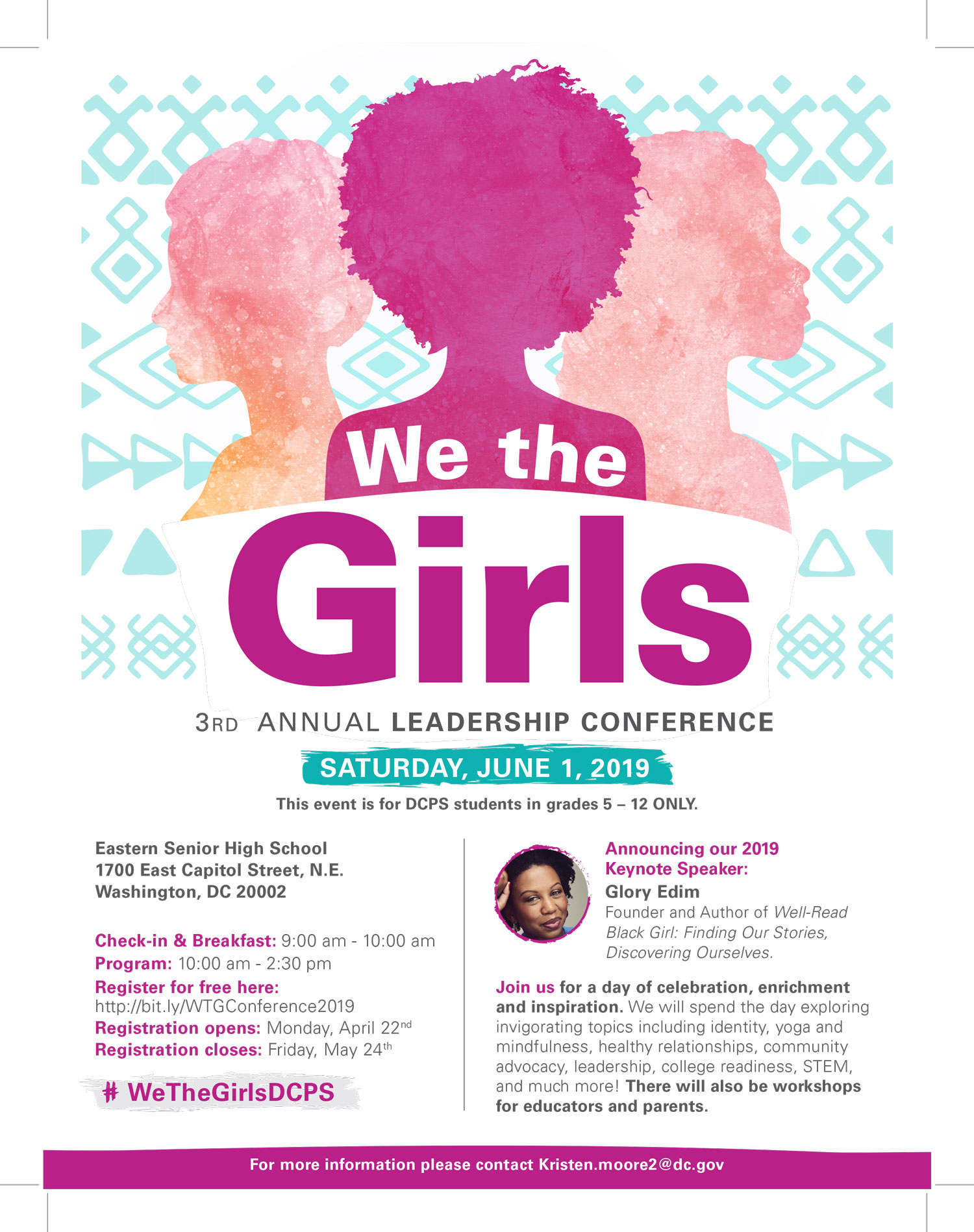 We The Girls 3rd Annual Leadership Conference