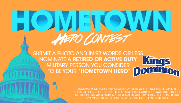 93.9 WKYS Hometown Hero Contest