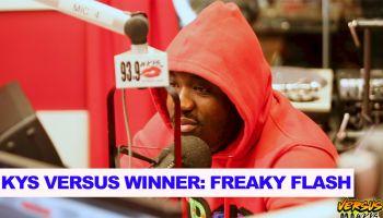 #KYSVerses: Freaky Flash