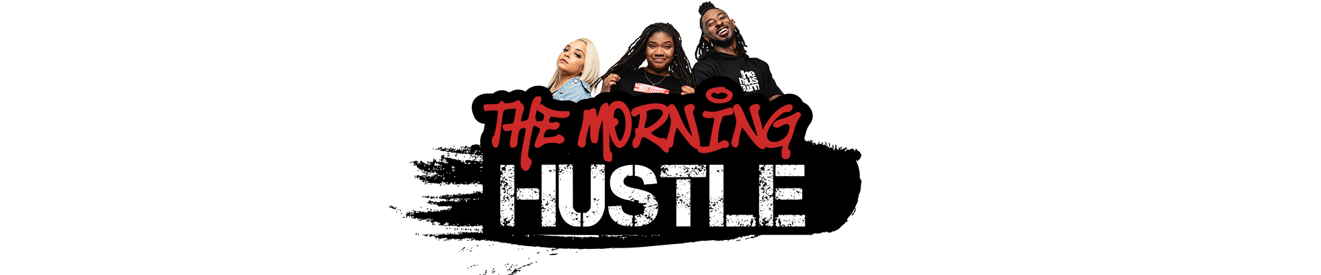 The Morning Hustle Logo