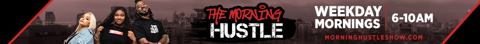 The Morning Hustle Banner