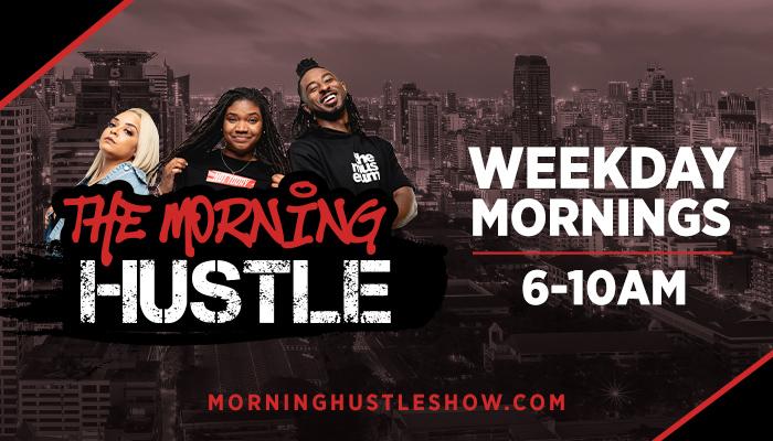 The Morning Hustle Banner