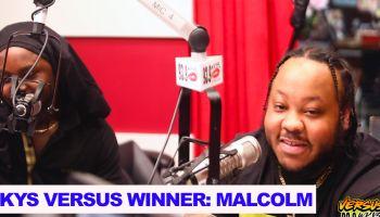 #KYSVerses Malcolm x & Inkwink