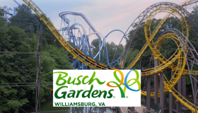 Busch Gardens with Logo