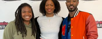 Ari Lennox, Angie Ange and On Air Jordan