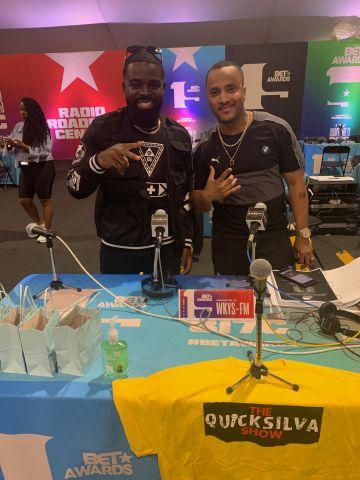 QuickSilva & Afro B