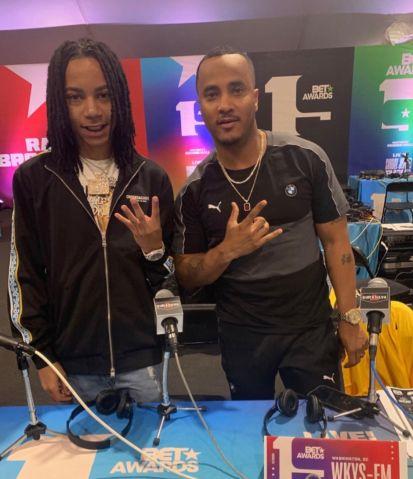 BET Awards: QuickSilva & YBN Nahmir