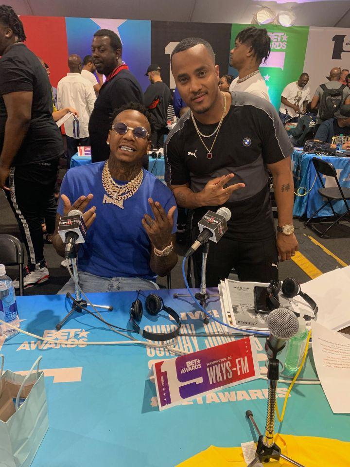 2019 BET Awards: QuickSilva & Moneybagg Yo