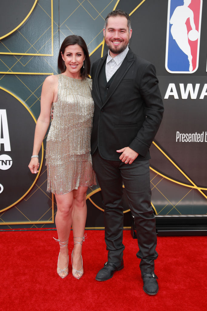 2019 NBA Awards - Arrivals