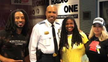 The Morning Hustle with Chief Contee