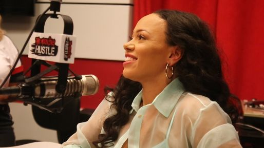 Elle Varner on The Morning Hustle