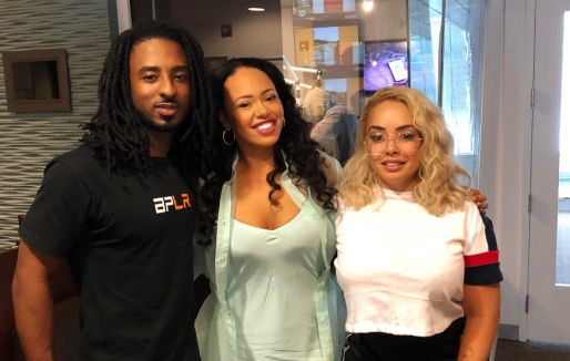 Elle Varner with Lore'l & Jordan