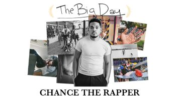 """Chance The Rapper """"The Big Day"""" Tour"""