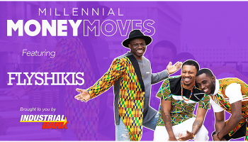 Millennial Money Moves with Flyshikis