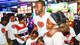 John Wall 6th Annual Backpack Giveaway