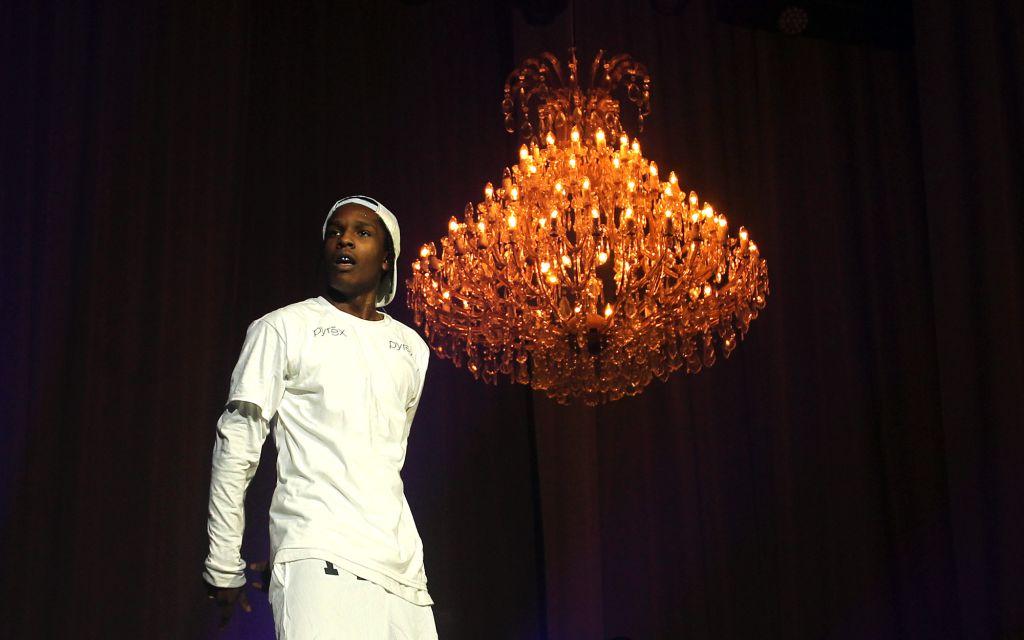 ASAP Rocky in Concert
