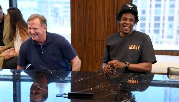 Roc Nation And NFL Announce Partnership